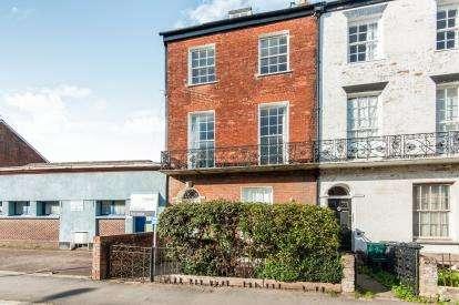 1 Bedroom Flat for sale in St Thomas, Exeter, Devon