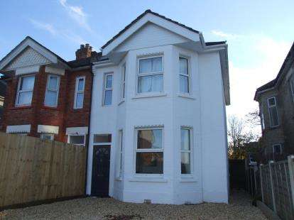 4 Bedrooms Semi Detached House for sale in Bournemouth, Dorset
