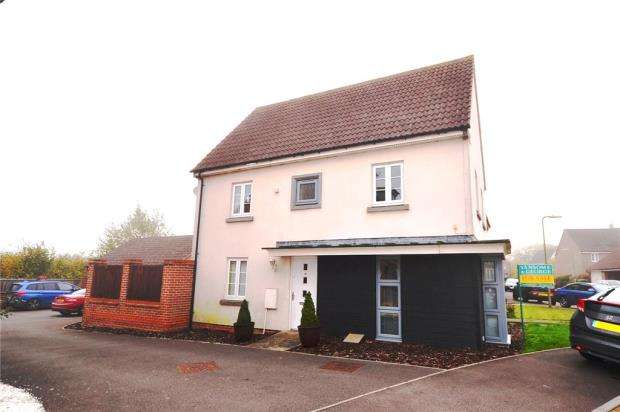 3 Bedrooms End Of Terrace House for sale in Ilsley Road, Basingstoke, Hampshire