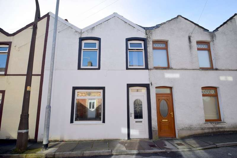 3 Bedrooms Terraced House for sale in 5 Bristol Street, Aberkenfig, Bridgend, Bridgend County Borough, CF32 9BW.