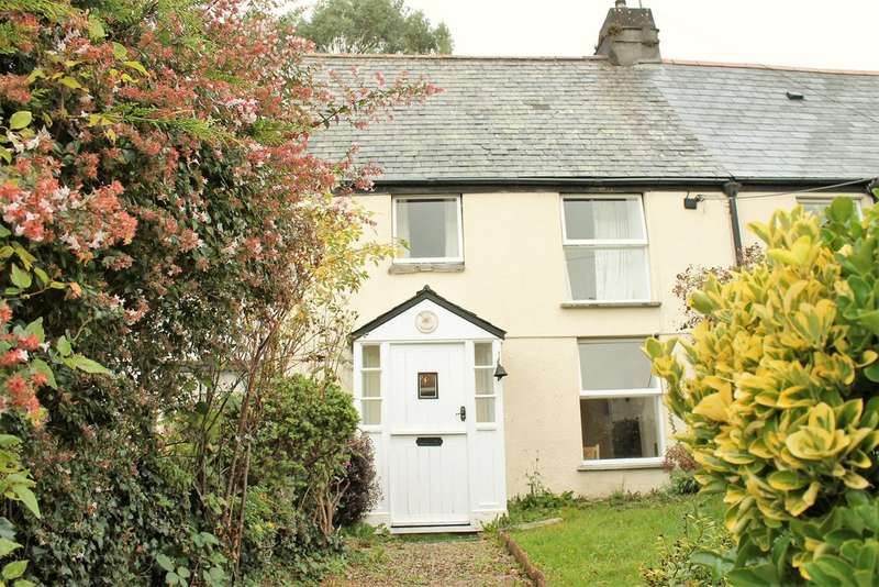 3 Bedrooms Cottage House for sale in Fore Street, Yealmpton, Plymouth, Devon