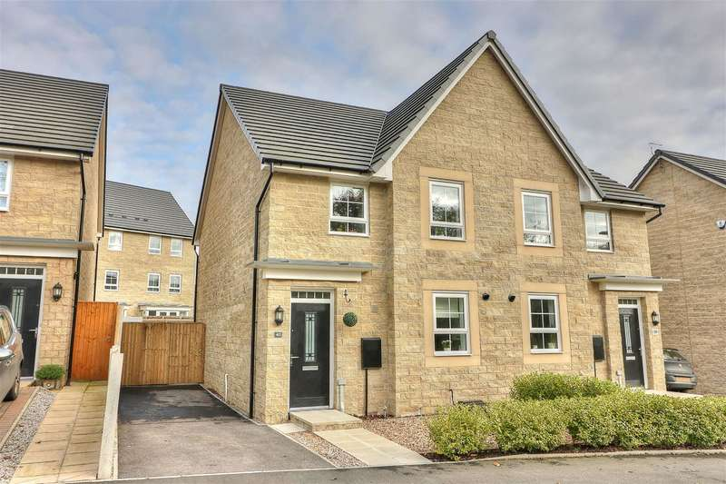 4 Bedrooms Semi Detached House for sale in Shopwood Way, Littleborough, OL15 9AN