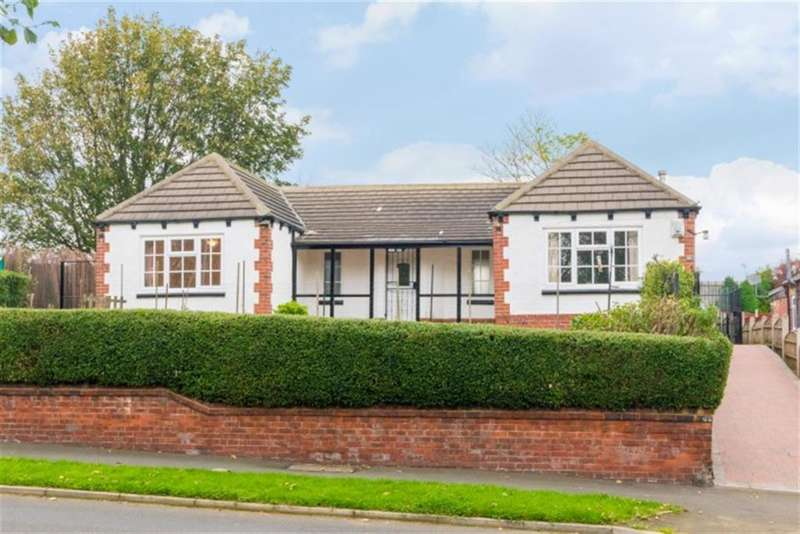 3 Bedrooms Detached Bungalow for sale in Green Hill Lane, Lower Wortley, LS12