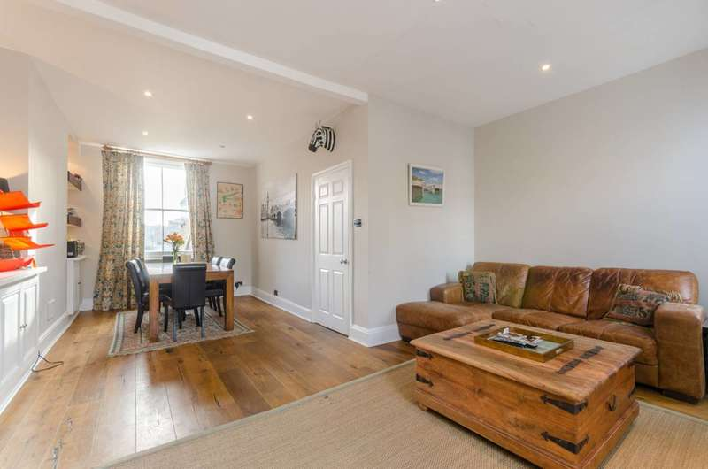 3 Bedrooms Maisonette Flat for sale in Moore Park Road, Moore Park Estate, SW6