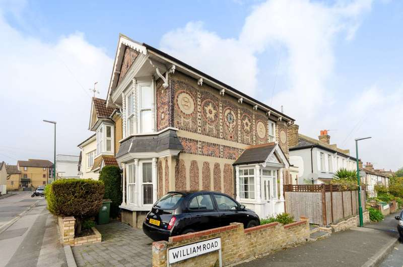 2 Bedrooms Detached House for sale in William Road, Sutton, SM1