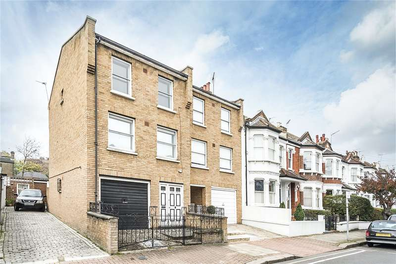 3 Bedrooms Semi Detached House for sale in Galveston Road, London, SW15