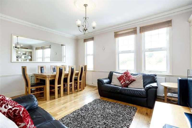 2 Bedrooms Flat for sale in Kingston Road, London, SW20
