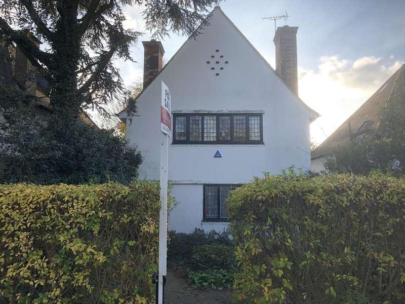 4 Bedrooms Detached House for sale in Hampstead Way, Hampstead Garden Suburb