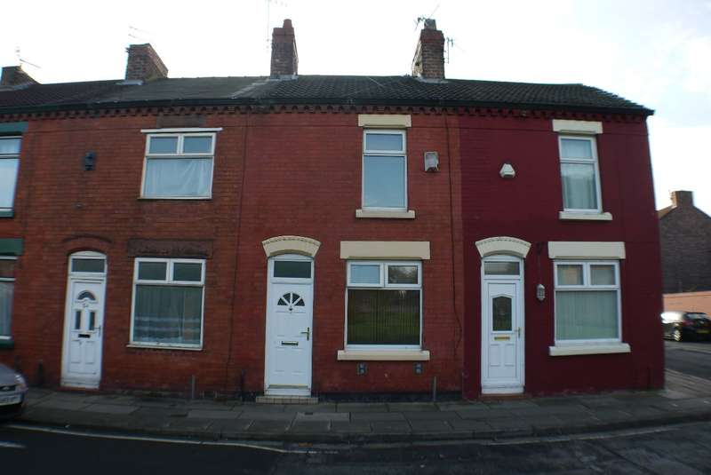 2 Bedrooms Terraced House for sale in Earp Street, Liverpool, L19