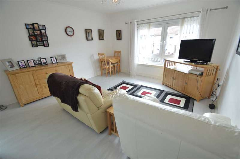 2 Bedrooms Apartment Flat for sale in Buckie Walk, Bellshill