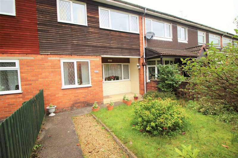 3 Bedrooms Terraced House for sale in Nant Gwyddon Close, Pentre