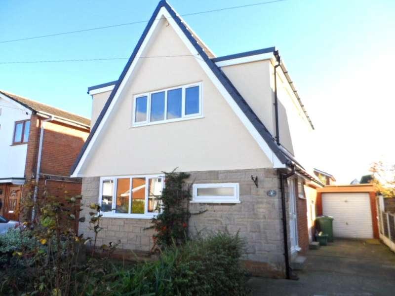4 Bedrooms Detached Bungalow for sale in Willowcroft Avenue, Poulton le Fylde, FY6 9EJ