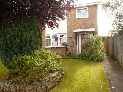 3 Bedrooms Semi Detached House for sale in Chatsworth Drive, Banbury, Oxfordshire