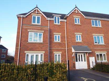 1 Bedroom Flat for sale in Short Heath Road, Erdington, Birmingham, West Midlands