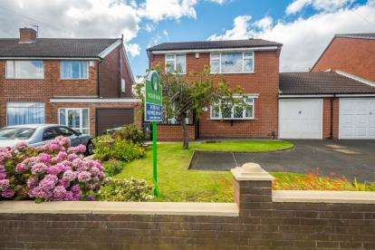 3 Bedrooms Link Detached House for sale in High Street, Bloxwich, Walsall