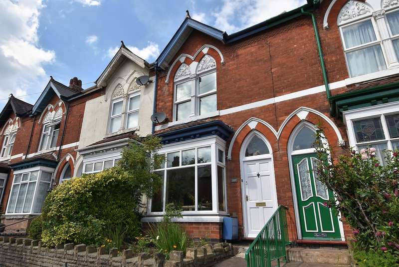 3 Bedrooms Terraced House for sale in Beaumont Road, Bournville, Birmingham, B30