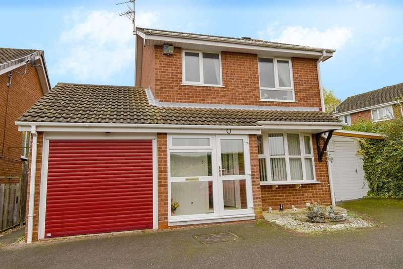 3 Bedrooms Detached House for sale in Farfield Close, Northfield, Birmingham, B31