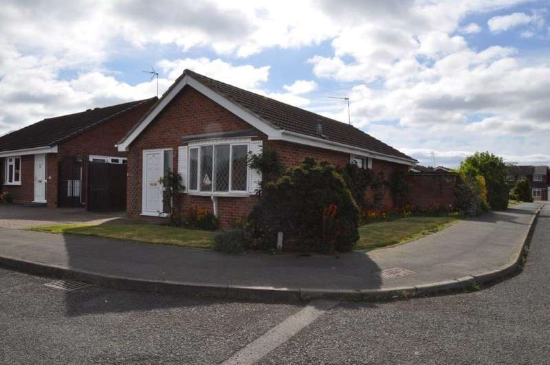 2 Bedrooms Detached Bungalow for sale in Illshaw Close, Winyates Green, Redditch, B98