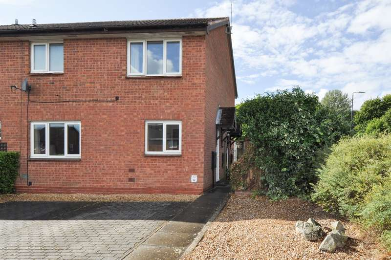 1 Bedroom Mews House for sale in Tidbury Close, Walkwood, Redditch, B97