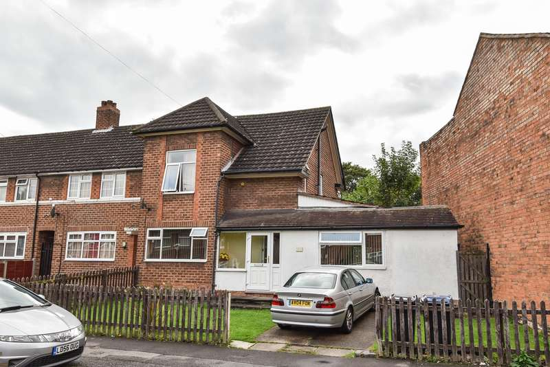 3 Bedrooms End Of Terrace House for sale in Tenby Road, Moseley, Birmingham, B13