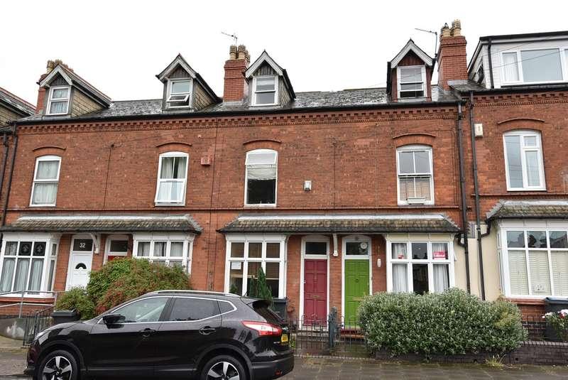 3 Bedrooms Terraced House for sale in Birchwood Crescent, Balsall Heath, Birmingham, B12