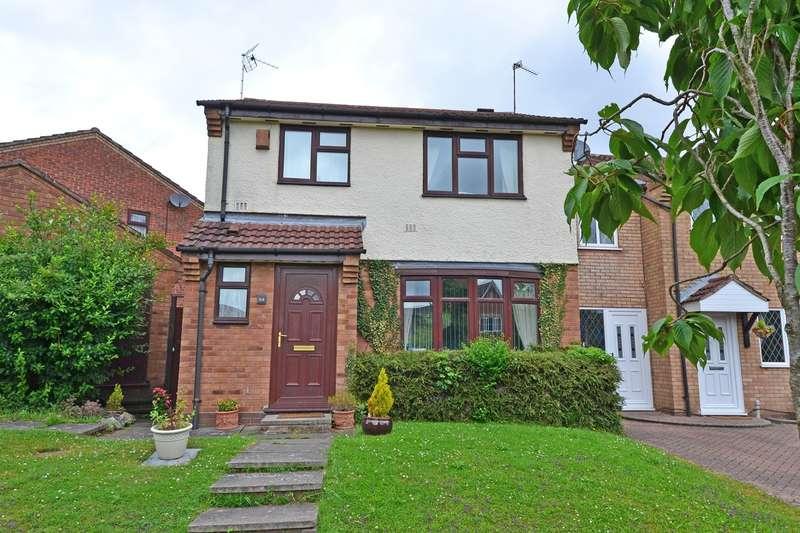 3 Bedrooms Detached House for sale in Rubery Lane, Rednal, Birmingham, B45