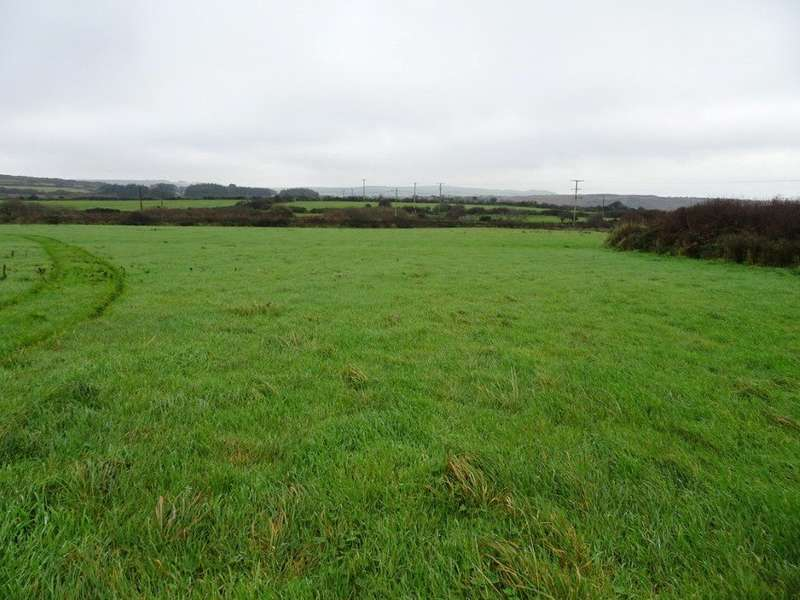 Land Commercial for sale in Near Newmill, Penzance, Cornwall