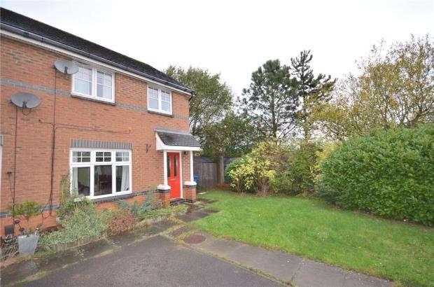 3 Bedrooms End Of Terrace House for sale in Pakenham Road, Bracknell, Berkshire