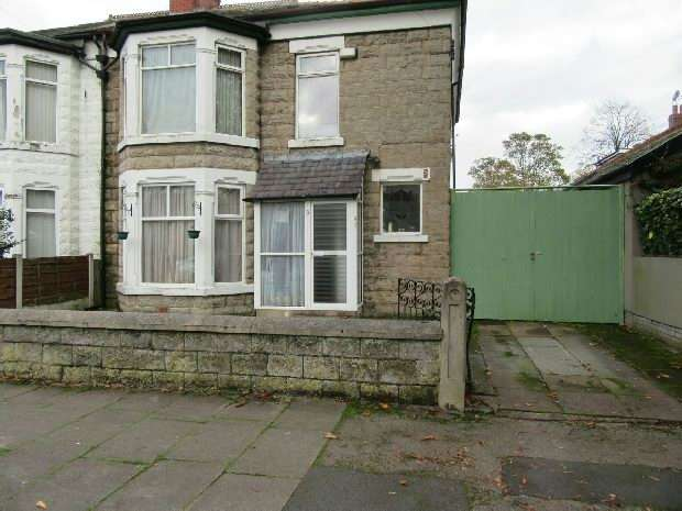4 Bedrooms Semi Detached House for sale in Ollerton Avenue, Old Trafford, Manchester