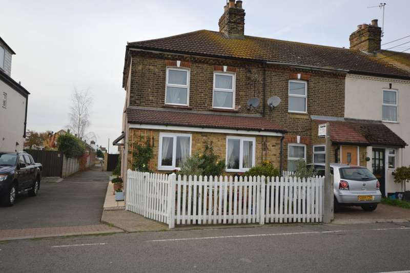 1 Bedroom Flat for sale in Church Street, Cliffe, Rochester, ME3
