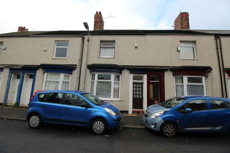 2 Bedrooms Property for sale in Dixon Street, Stockton-On-Tees, TS18