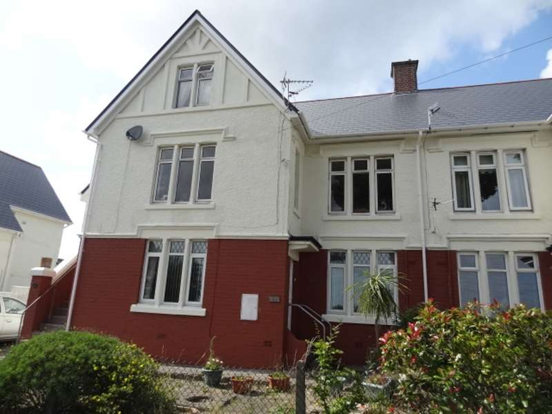 3 Bedrooms Apartment Flat for sale in Jenner Road, Barry