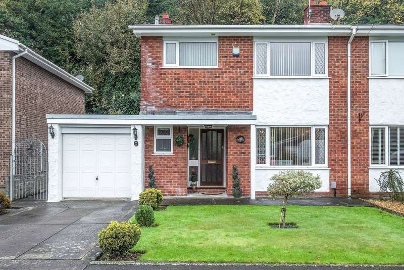 3 Bedrooms Semi Detached House for sale in Woodlands Park Drive, Cadoxton, Neath