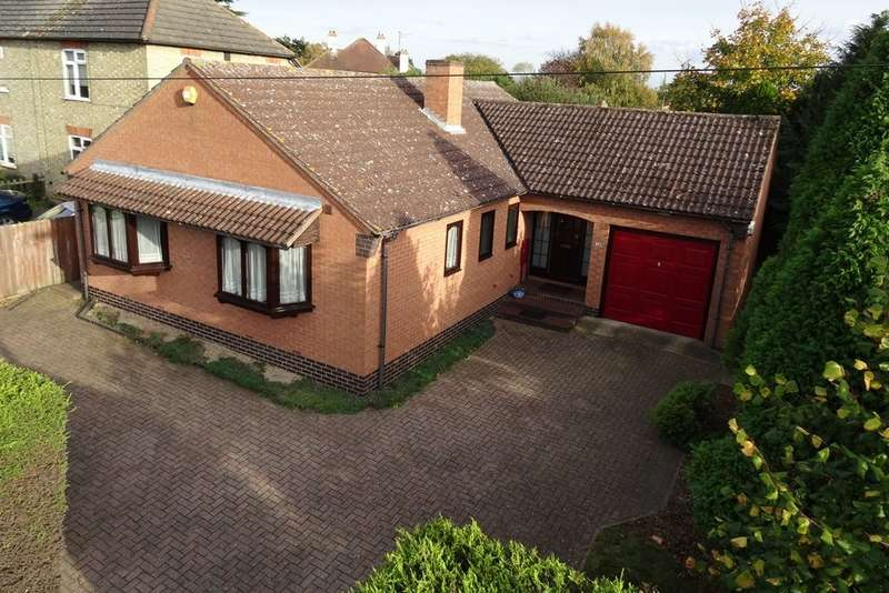 2 Bedrooms Detached Bungalow for sale in Cambridge Road, Ely, CB7 4HX