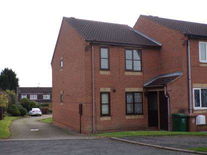 1 Bedroom Flat for sale in John Street, Newhall, Burton On Trent, Staffordshire