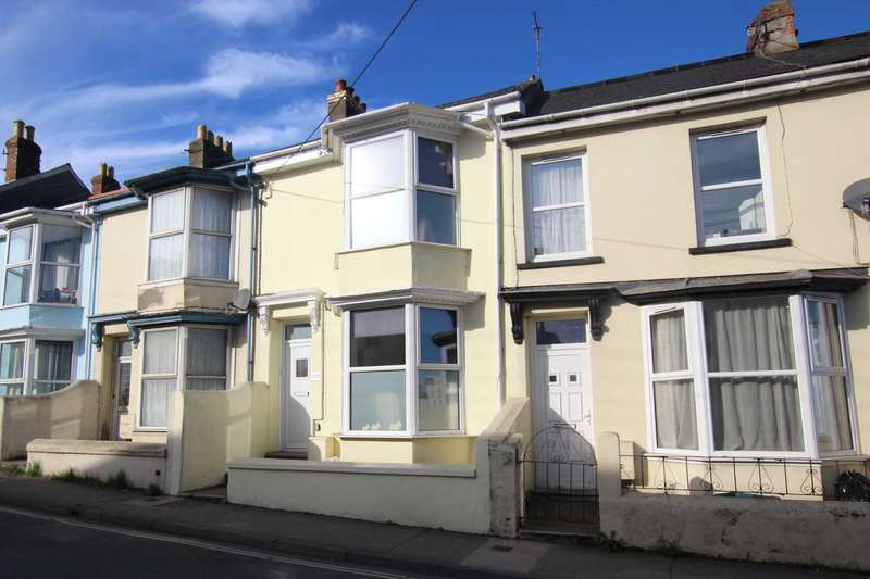 4 Bedrooms Terraced House for sale in Clovelly Road, Bideford