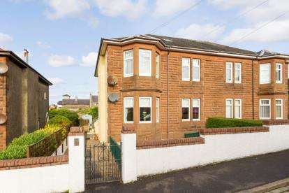 3 Bedrooms Maisonette Flat for sale in Hutcheson Drive, Largs
