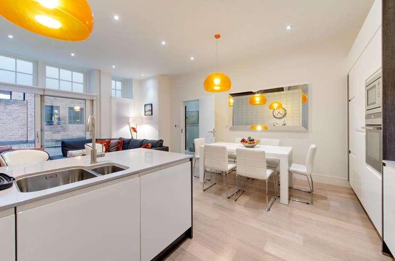 3 Bedrooms Mews House for rent in Colonnade, Bloomsbury, WC1N
