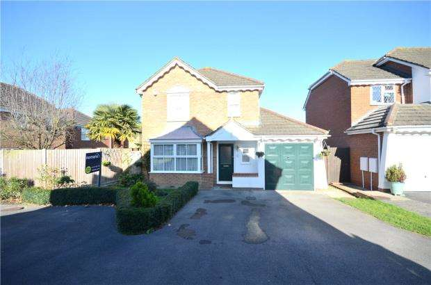 4 Bedrooms Detached House for sale in Skelton Fields, Warfield, Berkshire
