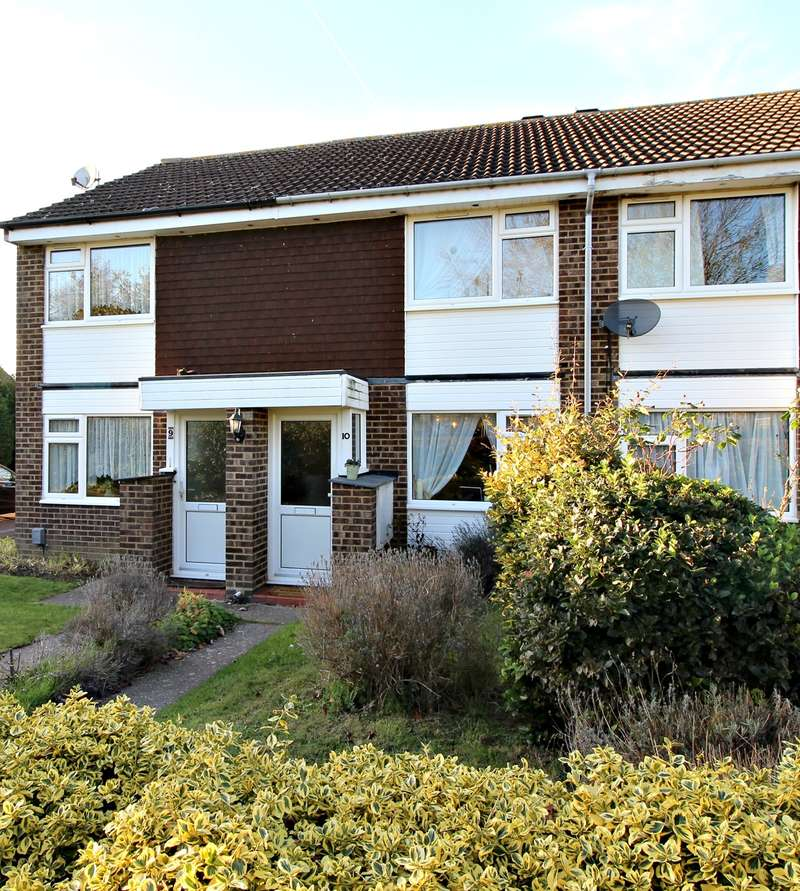 2 Bedrooms Terraced House for sale in Kipling Close, Hitchin, SG4