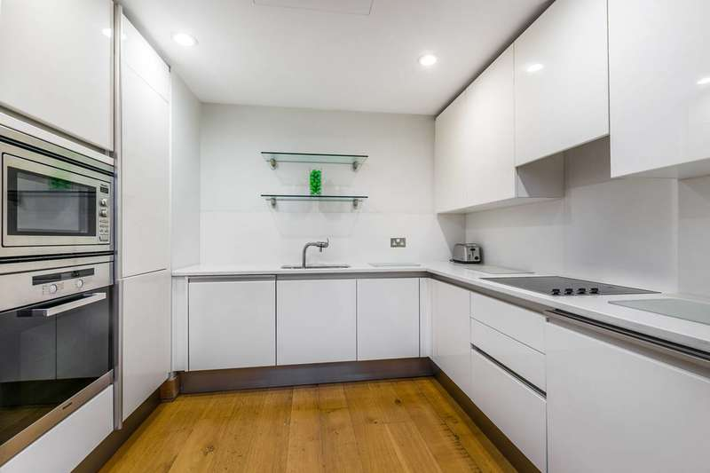 2 Bedrooms Penthouse Flat for sale in Chepstow Road, Westbourne Grove, W2