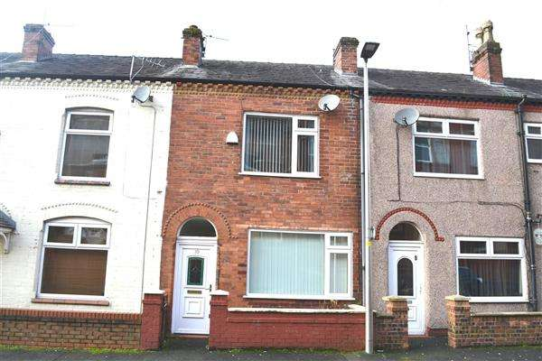 2 Bedrooms Terraced House for sale in Thirlmere Street, Leigh