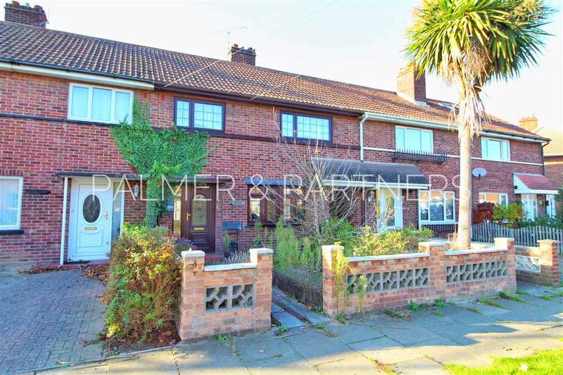 3 Bedrooms Terraced House for sale in Britannia Crescent, Wivenhoe, Colchester