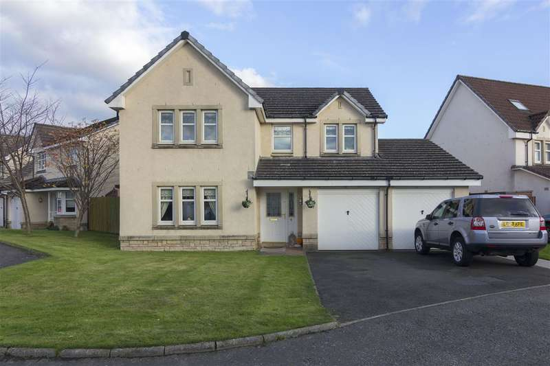 4 Bedrooms Detached House for sale in Anderson Avenue, Falkirk