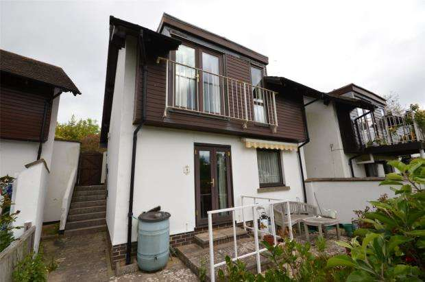 2 Bedrooms Detached House for sale in Clovelly Rise, Dawlish, Devon