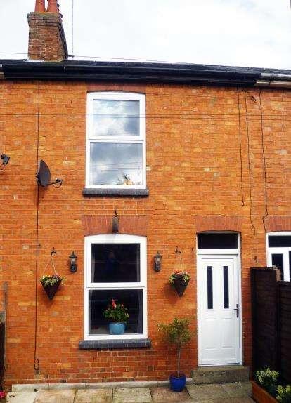 3 Bedrooms Terraced House for sale in Jubilee Terrace, Stony Stratford, Milton Keynes