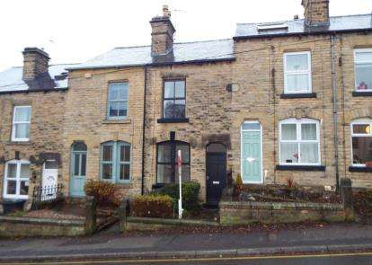 3 Bedrooms Terraced House for sale in Lydgate Lane, Crookes, Sheffield