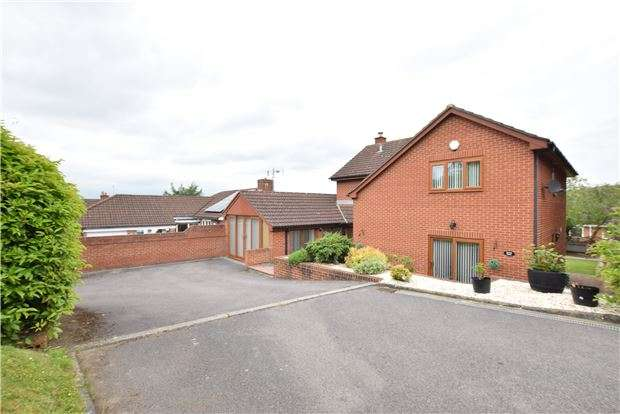 4 Bedrooms Detached House for sale in Harp Hill, Charlton Kings, CHELTENHAM, Gloucestershire, GL52