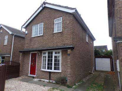 3 Bedrooms Detached House for sale in Acacia Court, Forest Town, Mansfield, Nottinghamshire
