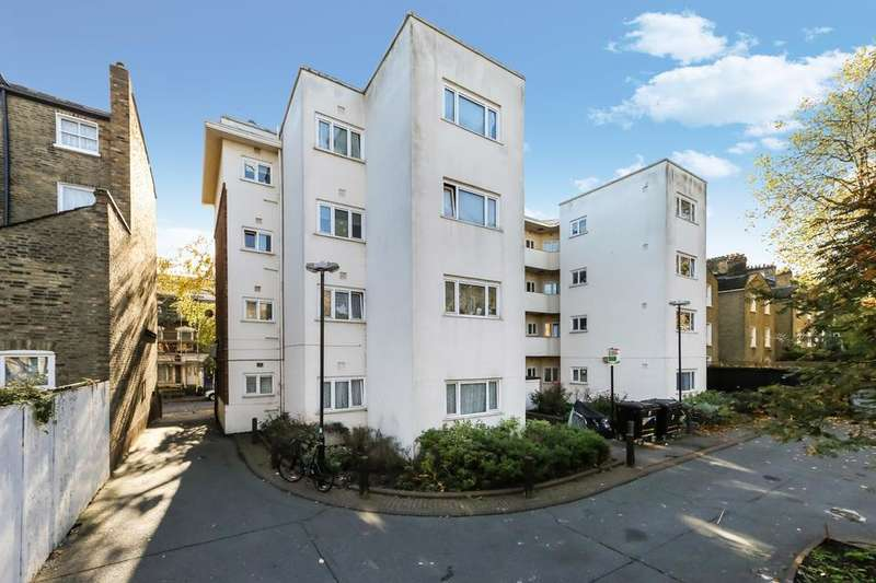 2 Bedrooms Flat for sale in Beresford Lodge, Beresford Road, London N5